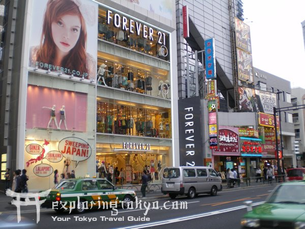 Shopping in Tokyo - Where to Shop a775a2416